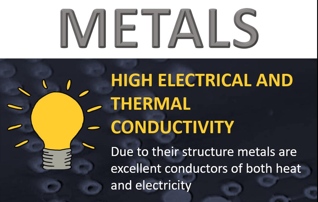 Metals – general properties