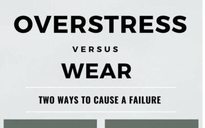 Overstress vs wear